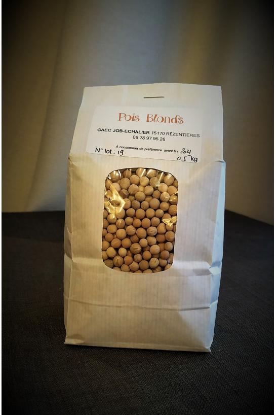 copy of Blond lentils | Farmer Variety