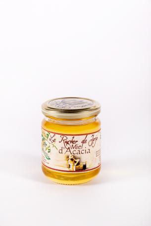 Miel d'Acacia - Auberge de la Tour - Renaud Darmanin - Chef étoilé
