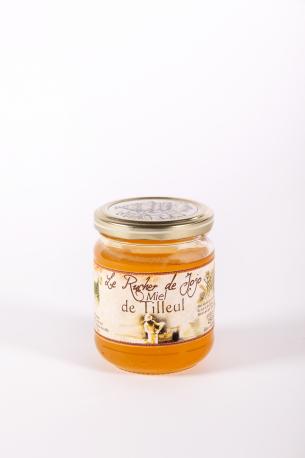 Miel de Tilleul - Auberge de la Tour - Renaud Darmanin - Chef étoilé