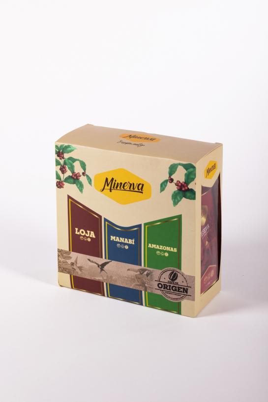 Ecuadorian Coffee | Taster pack